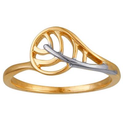 Золотое кольцо Ювелирное изделие 66160RS цена