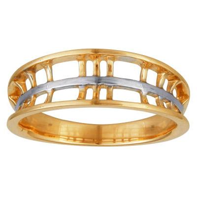 Золотое кольцо Ювелирное изделие 66163RS