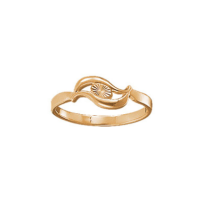Золотое кольцо Ювелирное изделие 67462RS цены онлайн