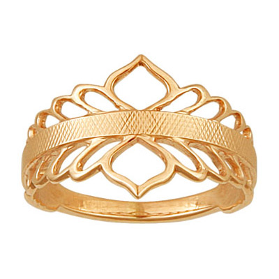 Золотое кольцо Ювелирное изделие 67491RS