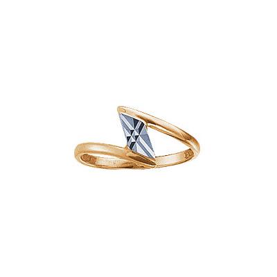 Золотое кольцо Ювелирное изделие 67852RS рос 67852