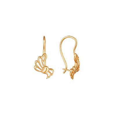 Золотые серьги Ювелирное изделие 68136RS