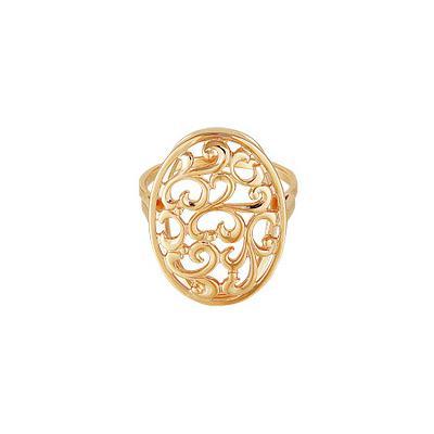 Золотое кольцо Ювелирное изделие 68365RS цена