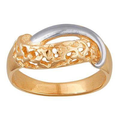 Золотое кольцо Ювелирное изделие 68412RS