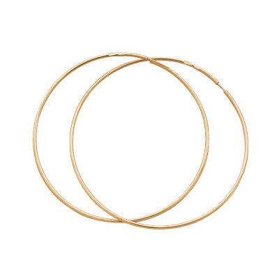 Золотые серьги Ювелирное изделие 68964RS