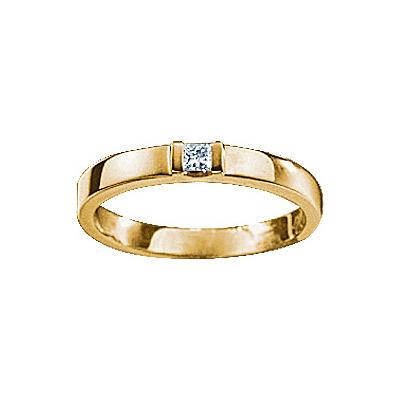 Золотое кольцо Ювелирное изделие 71222RS