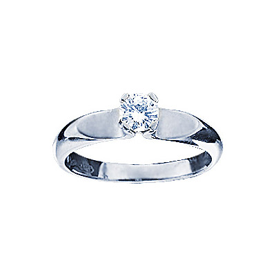 Золотое кольцо Ювелирное изделие 71235RS