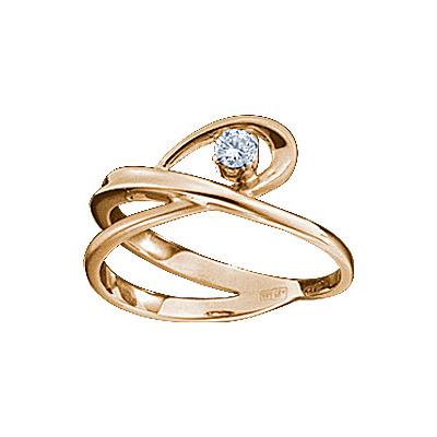 Золотое кольцо Ювелирное изделие 71259RS