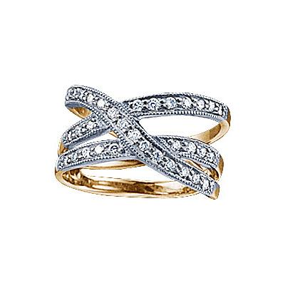 Золотое кольцо Ювелирное изделие 71269RS