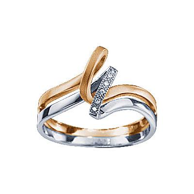 Золотое кольцо Ювелирное изделие 71378RS