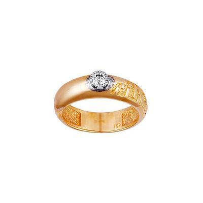 Золотое кольцо Ювелирное изделие 71592RS