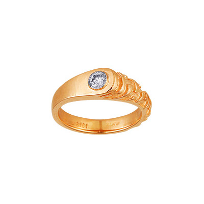 Золотое кольцо Ювелирное изделие 71593RS