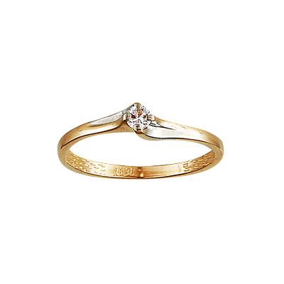 Золотое кольцо Ювелирное изделие 71793RS