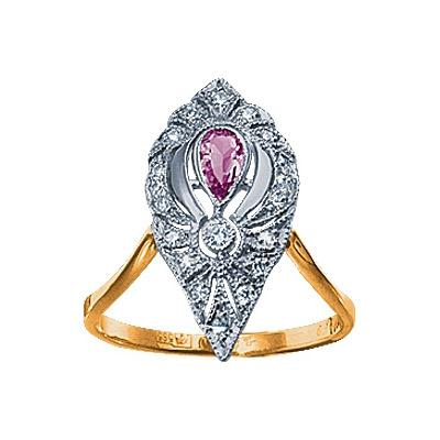 Золотое кольцо Ювелирное изделие 80699RS