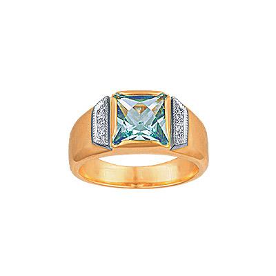 Золотое кольцо Ювелирное изделие 90107RS soul diamonds золотое кольцо с бриллиантами ice40001073