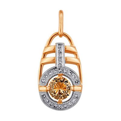 Золотой подвес Ювелирное изделие 90240RS
