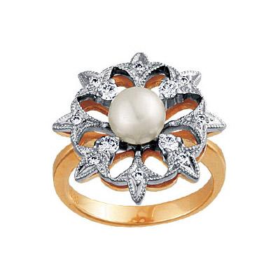 Золотое кольцо Ювелирное изделие 90247RS