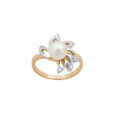 Золотое кольцо Ювелирное изделие 90592RS
