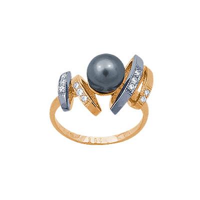 цена на Золотое кольцо Ювелирное изделие 90596RS