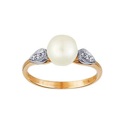 Золотое кольцо Ювелирное изделие 90979RS