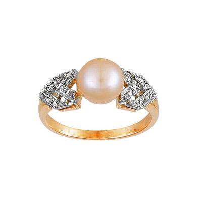 Золотое кольцо Ювелирное изделие 90981RS