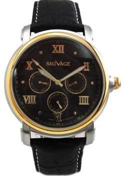 Sauvage Часы Sauvage SK74702SG. Коллекция Energy
