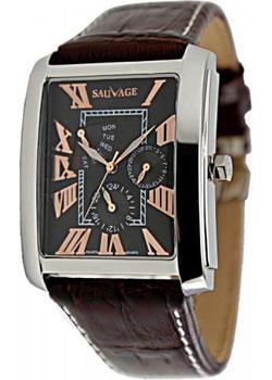 Sauvage Часы Sauvage SP78768S. Коллекция Triumph sauvage часы sauvage sv63862rg коллекция triumph
