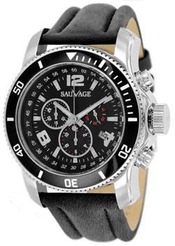 Sauvage Часы Sauvage SV00273S. Коллекция Swiss sauvage часы sauvage sk74701sg коллекция energy