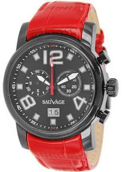 Sauvage Часы Sauvage SV00332B. Коллекция Swiss sauvage часы sauvage sv63862rg коллекция triumph