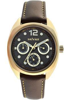 Sauvage Часы Sauvage SV11266G. Коллекция Drive sauvage часы sauvage sk74701sg коллекция energy