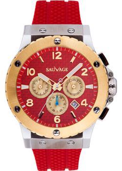 Sauvage Часы Sauvage SV11352GSRD. Коллекция Drive sauvage часы sauvage sk74701sg коллекция energy