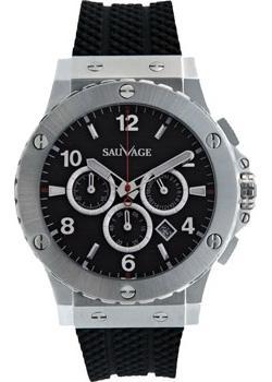 Sauvage Часы Sauvage SV11352S. Коллекция Drive sauvage часы sauvage sk74701sg коллекция energy