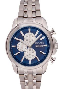 Sauvage Часы Sauvage SV16301SBL. Коллекция Strong Selection