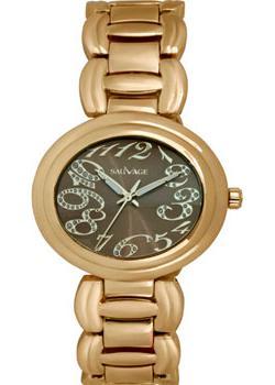 Sauvage Часы Sauvage SV20786G. Коллекция Swiss sauvage часы sauvage sk74701sg коллекция energy