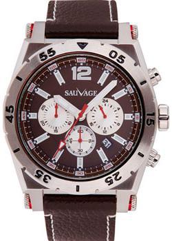 Sauvage Часы Sauvage SV44765S. Коллекция Strong Selection