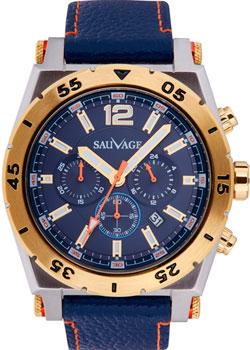 Sauvage Часы Sauvage SV44765SG. Коллекция Strong Selection