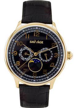 Sauvage Часы Sauvage SV59012G. Коллекция Swiss свитер мужской emporio armani ea armani 39449505