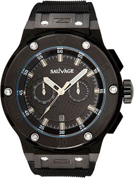 Sauvage Часы Sauvage SV69122B. Коллекция Drive sauvage часы sauvage sk74701sg коллекция energy
