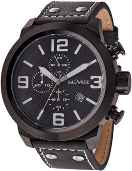 Sauvage Часы Sauvage SV69132B. Коллекция Energy
