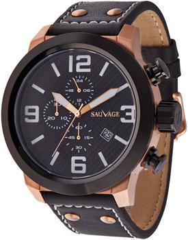 Sauvage Часы Sauvage SV69132BRG. Коллекция Energy