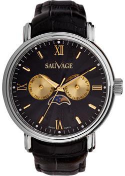 Sauvage Часы Sauvage SV89312S. Коллекция Etalon lg pokazyvaet etalon zaboty o pokypateliah