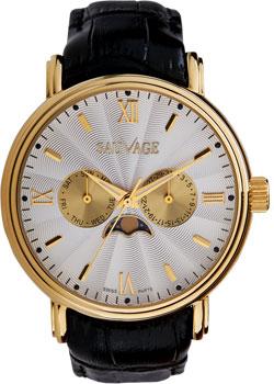 Sauvage Часы Sauvage SV89314G. Коллекция Etalon sauvage часы sauvage sk74701sg коллекция energy