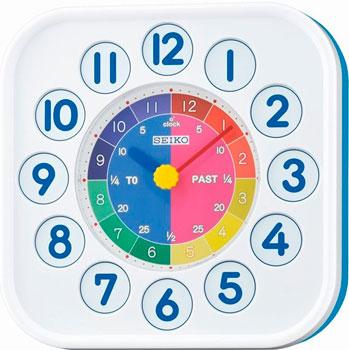 Seiko Настенные часы Seiko QHA004LN. Коллекция Настенные часы настенные часы lefard винтаж 799 145 34 х 34 х 4 5 см