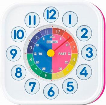 Seiko Настенные часы Seiko QHA004PN. Коллекция Настенные часы настенные часы lefard винтаж 799 145 34 х 34 х 4 5 см