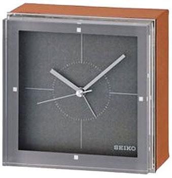 Seiko Настольные часы  Seiko QHE055BN. Коллекция Интерьерные часы seiko настольные часы seiko qxe011sn коллекция интерьерные часы