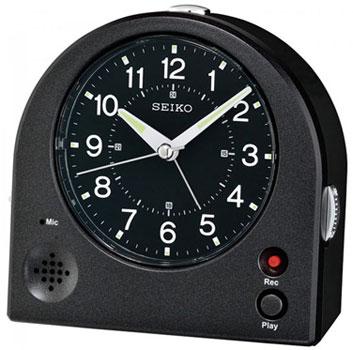 Seiko Настольные часы Seiko QHE081KN. Коллекция Интерьерные часы seiko настольные часы seiko qhe081kn коллекция интерьерные часы