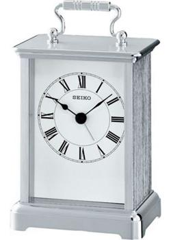 Seiko Настольные часы Seiko QHE093SN. Коллекция Настольные часы