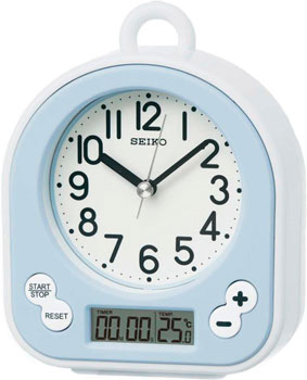 Seiko Настольные часы Seiko QHG042LN. Коллекция Настольные часы часы настольные casio часы настольные dq 747 8e