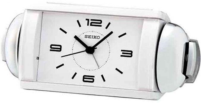 Seiko Настольные часы Seiko QHK027WN. Коллекция Интерьерные часы seiko настольные часы seiko qhk027wn коллекция интерьерные часы