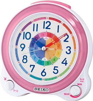 Seiko Будильник Seiko QHK041PN. Коллекция Будильник seiko будильник seiko qhl072kn коллекция будильник